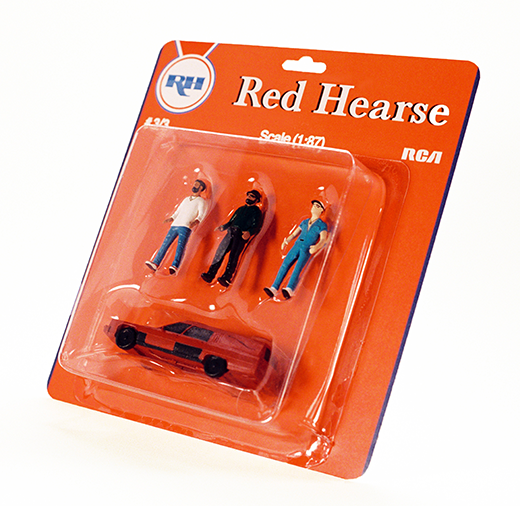 Red Hearse